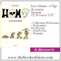 Le livre Ecce Homo - L\'Âge de raison