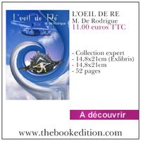 Le livre L\'OEIL DE RE