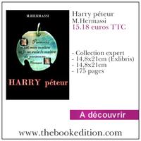 Le livre Harry péteur
