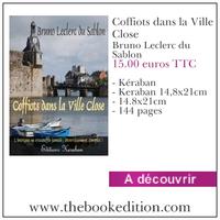 Le livre Coffiots dans la Ville Close