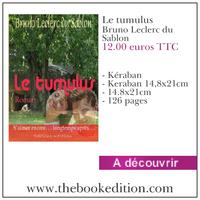 Le livre Le tumulus