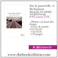 Le livre Sur la passerelle...à Berlaimont