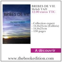 Le livre BRIBES DE VIE
