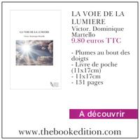 Le livre LA VOIE DE LA LUMIERE