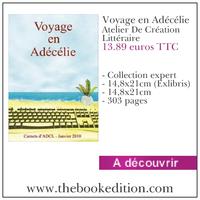 Le livre Voyage en Adécélie