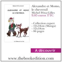 Le livre Alexandre et Momo, le chevreuil