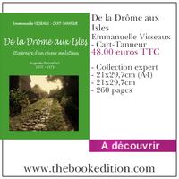 Le livre De la Drôme aux Isles