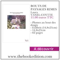 Le livre BOUTS DE PAYSAGES RIMES
