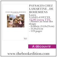 Le livre PAYSAGES CHEZ LAMARTINE , DE BOHEMIENS