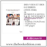 Le livre DES VIES ET DES GUERRES (1919-1946)