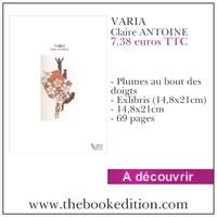 Le livre VARIA