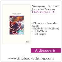Le livre Nissayone L\'épreuve