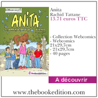 Le livre Anita