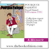Le livre POURQUOI PADEPOT