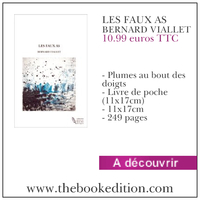 Le livre LES FAUX AS