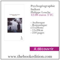 Le livre Psychogéographie Indoor