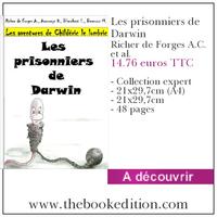 Le livre Les prisonniers de Darwin