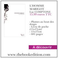 Le livre L\'HOMME MARIGOT