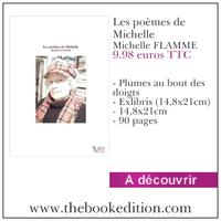 Le livre Les poèmes de Michelle