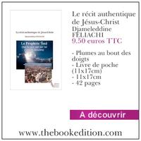 Le livre Le récit authentique de Jésus-Christ