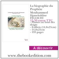 Le livre La biographie du Prophète Mouhammed