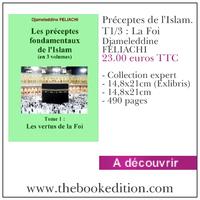 Le livre Préceptes de l'Islam. T1/3 : La Foi