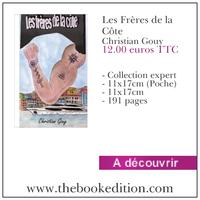 Le livre Les Frères de la Côte