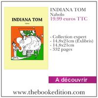 Le livre INDIANA TOM