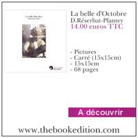 Le livre La belle d\'Octobre