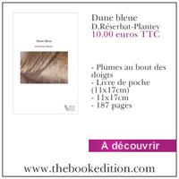 Le livre Dune bleue