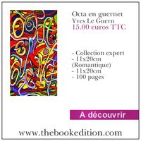 Le livre Octa en guernet