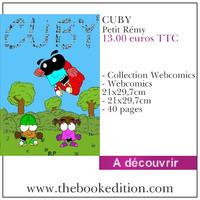 Le livre CUBY