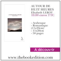Le livre AUTOUR DE HUIT HEURES