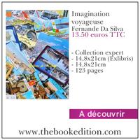 Le livre Imagination voyageuse