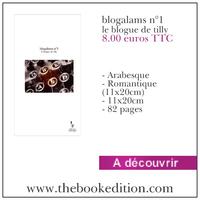 Le livre blogalams n°1