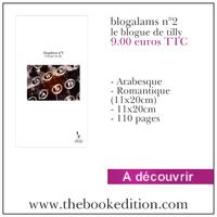 Le livre blogalams n°2