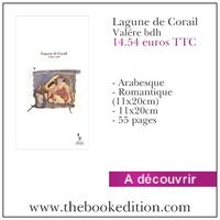Le livre Lagune de Corail