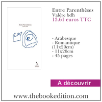 Le livre Entre Parenthèses