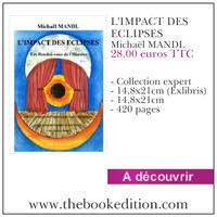 Le livre L\'IMPACT DES ECLIPSES