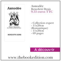 Le livre Asmodée