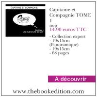 Le livre Capitaine et Compagnie TOME 1