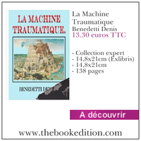 Le livre La Machine Traumatique