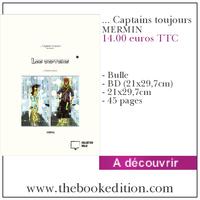Le livre ... Captains toujours