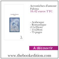 Le livre Acrostiches d\'amour