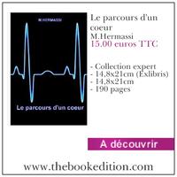 Le livre Le parcours d\'un coeur