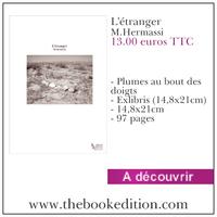 Le livre L\'étranger
