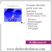 Le livre Femme cherche perle rare sur internet