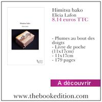 Le livre Himitsu bako