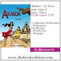 Le livre Akakor - Le livre noir tome 2