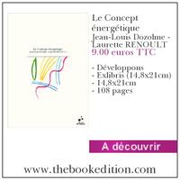 Le livre Le Concept énergétique